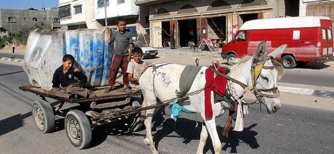 Gazze'den Dünya'ya Amargo Çağrısı