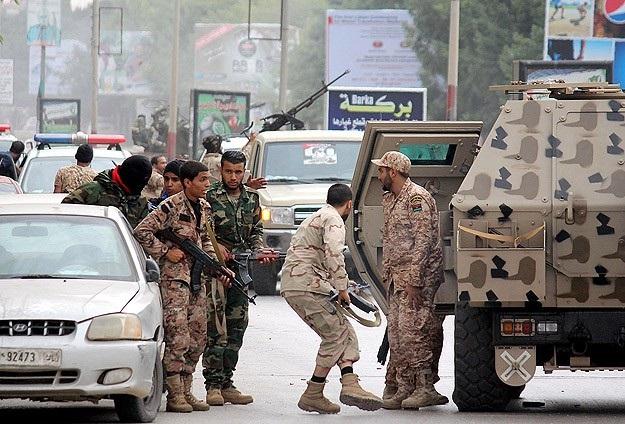 Haftar: Mısır Libya'da operasyon yapabilir!