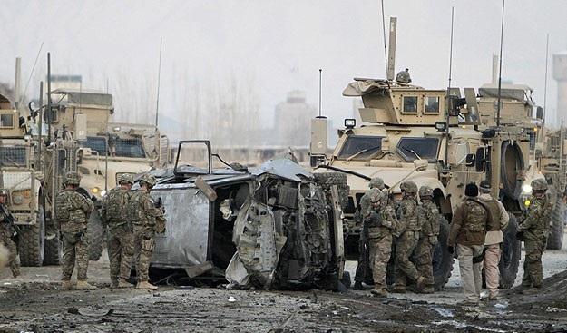 Taliban'dan Bombalı Eylem