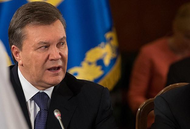 Yanukoviç ülke dışına çıkamadı