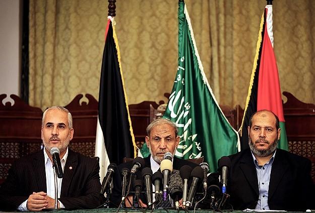 Hamas Sözcüsü Taha'ya gözaltı