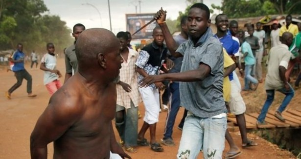 Orta Afrika'da ezan sesi duyulmayacak