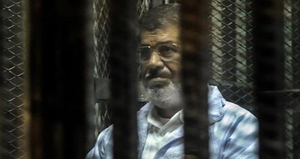 Mursi'den Soma İçin Taziye Mesajı
