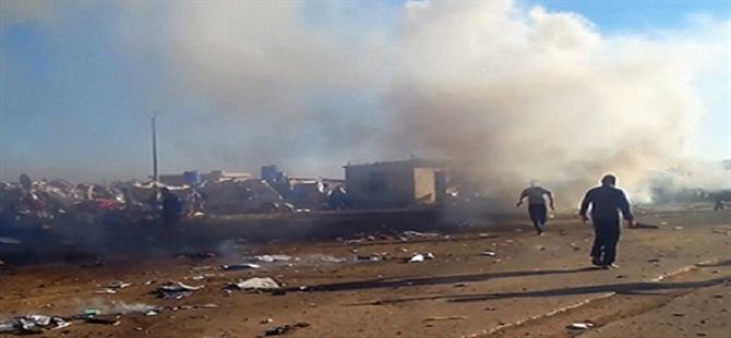 Ağır silahlı saldırılarda 73 kişi öldü