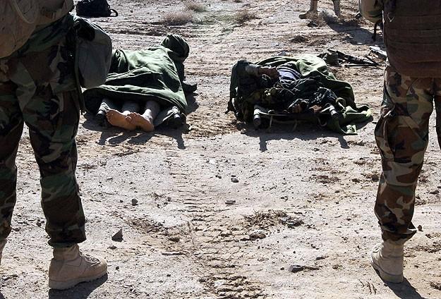 Afganistan'da 7 Taliban Üyesi Öldürüldü