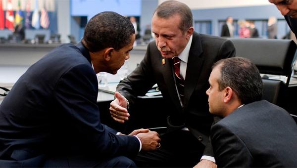 Erdoğan İle Obama Anlaştı