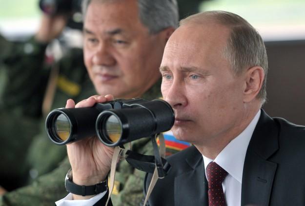 Putin Orduyu Alarm Durumuna Geçirdi