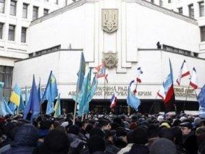 Kırım Meclisi bağımsızlık bildirisi yayınladı