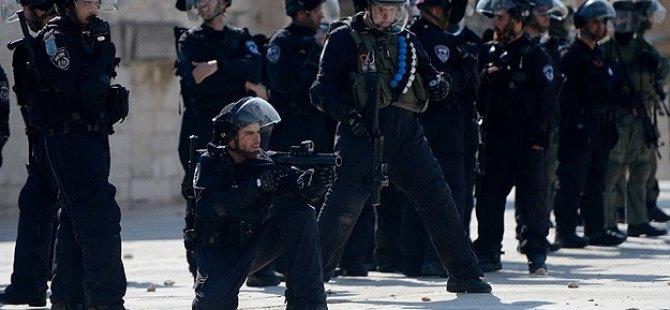 Aksa Muhafızları Göz Altına Alındı