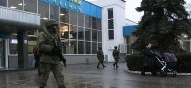 Avrupa, Kırım'daki gerginlikten endişe Duyuyor