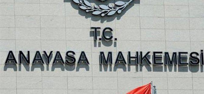 Anayasa Mahkemesi'ne Taksim başvurusu