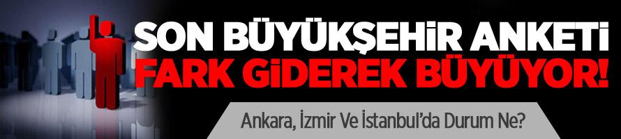 AK Parti Yükselişe Geçti