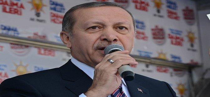 Erdoğan: Siz Nasıl Polissiniz ?
