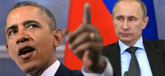 """Amerikalılara Göre """"Putin Obama'dan Daha Güçlü"""""""