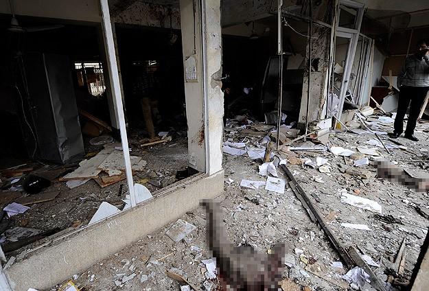 Afganistan'da adliyeye saldırı: 8 ölü