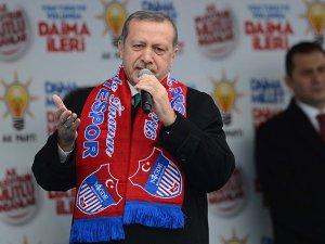 Erdoğan: Senden Olsa Olsa Kaset Tüccarı Olur
