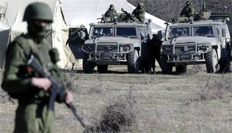 Kırım'da gözaltına alınan Ukraynalı komutan serbest