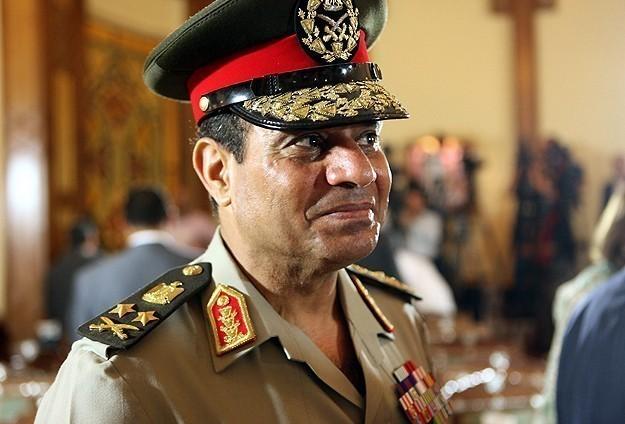 Sisi'nin zaferini bin kişi kutladı