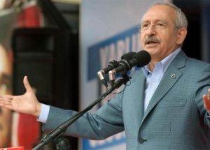CHP'nin Rize Mitinginde AKP'liler Çogunluktaydı