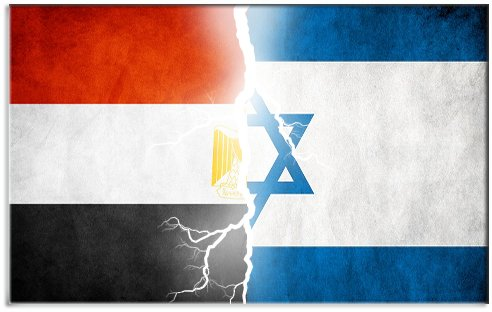 Mısır'da İsrail Aleyhine Dava