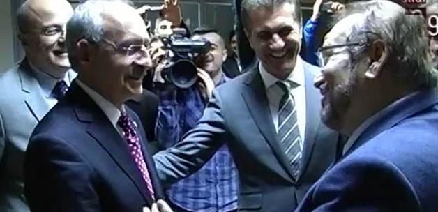 Kılıçdaroğlu, Haydar Baş ile Görüştü!