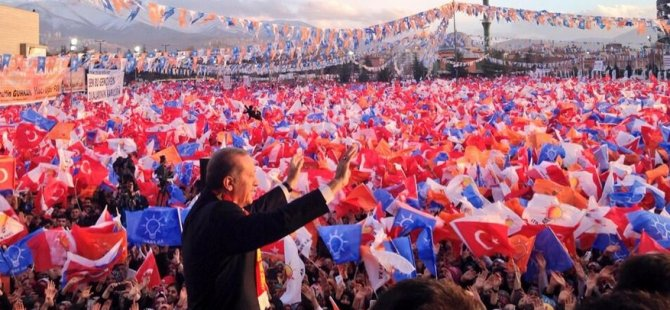 Başbakan Erdoğan : Türkçe Olimpiyatlarına Artık İzin Yok