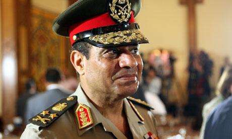 Sisi Rabia işareti yaptı! Farkına varınca...