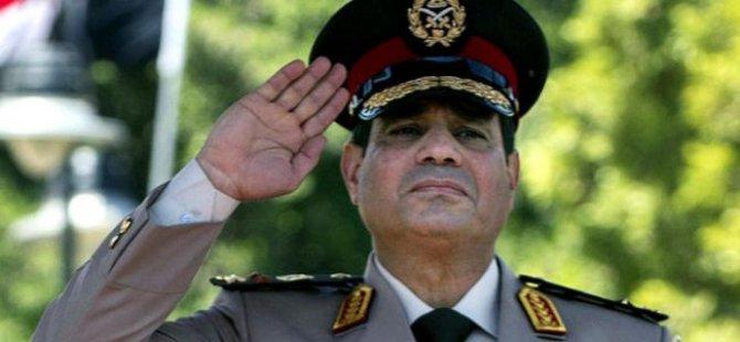 Darbeci Sisi'den İsrail itirafı