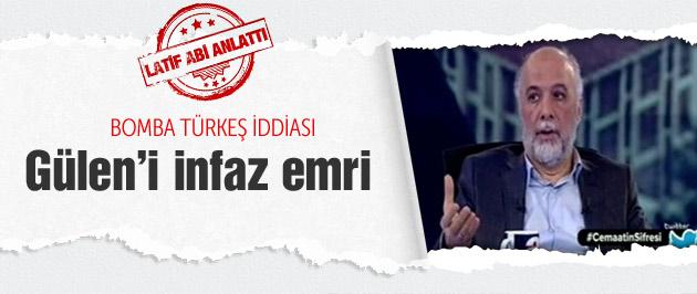 Gülen'den İnanılmaz Türkeş İddiası