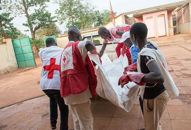 İHH'dan Orta Afrika'ya Yardım