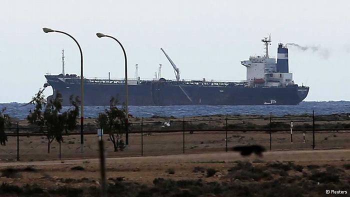 Libya'da Petrol Tankeri Gerginliği