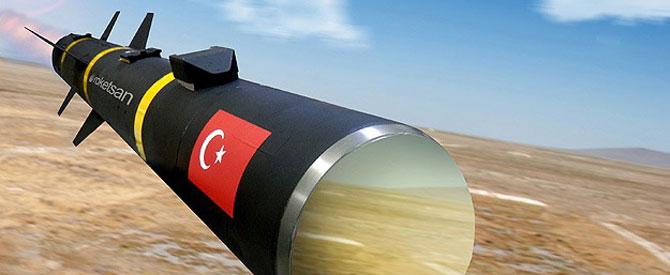Roketsan Avrupa'da 'CİRİT' atacak