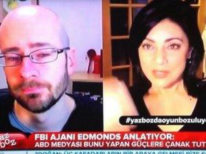 Sibel Edmonds A Haber Yazboz Programı-VİDEO