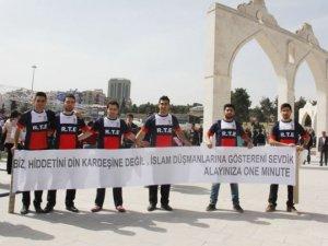 Erdoğan'ın Urfa Mitinginden İlginç Kareler