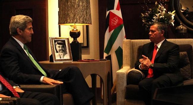 Kerry Ürdün'e Gidiyor, Ürdünlü Müslümanlar Kerry'i Nasıl Karşılayacak ?