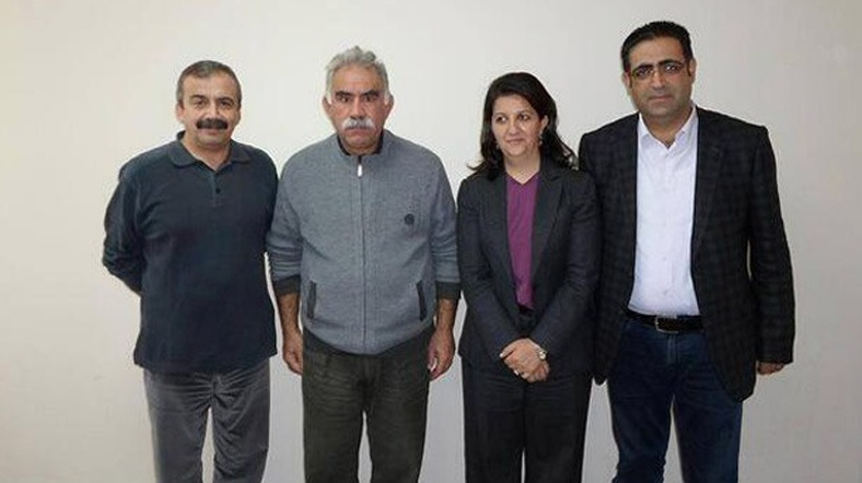 Öcalan: Kobanê'de katliam girişimi gerçekleşirse çözüm süreci sonlanır, Türkiye yeni bir darbe sürecine girer