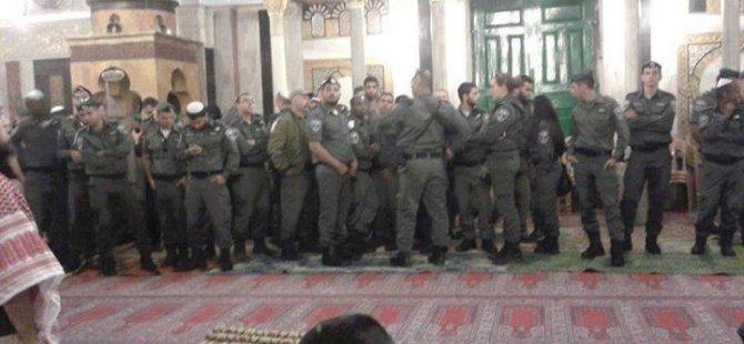 """İsrail'e """"Etnik Temizlik"""" Suçlaması"""