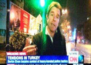 'Gezici CNN' Canlı Yayınlara Başladı