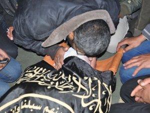 Şehid Direnişçiler İçin Cenaze Töreni FOTO GALERİ