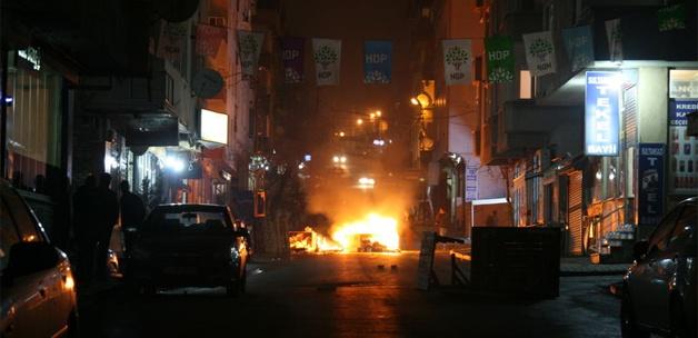 Adliye önünde 'Gezi Parkı' gerginliği