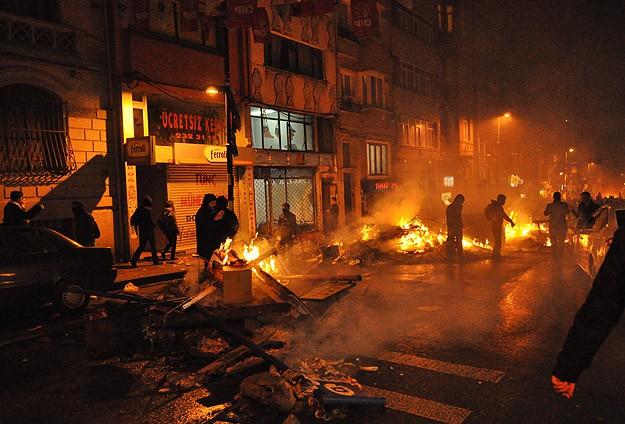 Beyoğlu Ülkü Ocakları: Olaylarla ilgimiz yok