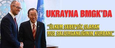 Ukrayna diplomatik çözüm arayışında