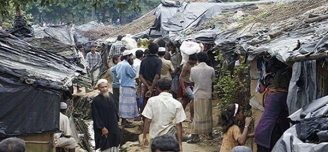 BM'ye Myanmar eleştirisi