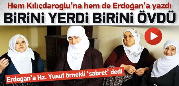 Aşık Teyzeden Erdoğan ve Kılıçdaroğlu'na Şiir İZLE