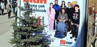 CHP Yine Alay Konusu Oldu