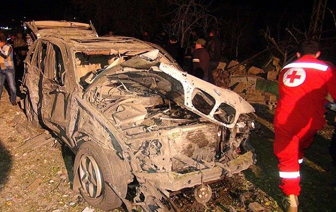 Lübnan'da Bombalı Saldırı