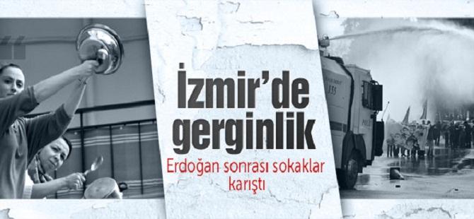 Erdoğan Sonrası İzmir'de Gerginlik!