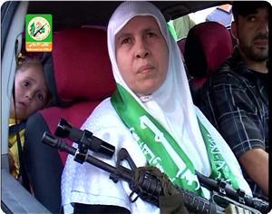 Filistinli Kadın ve Direniş Sürecindeki Rolü
