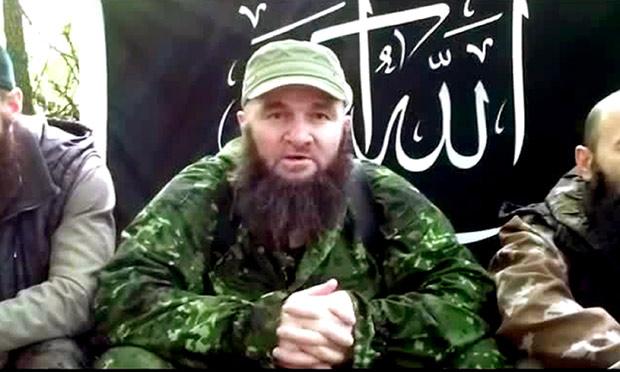 Çeçen direniş lideri Doku Umarov Şehid Oldu