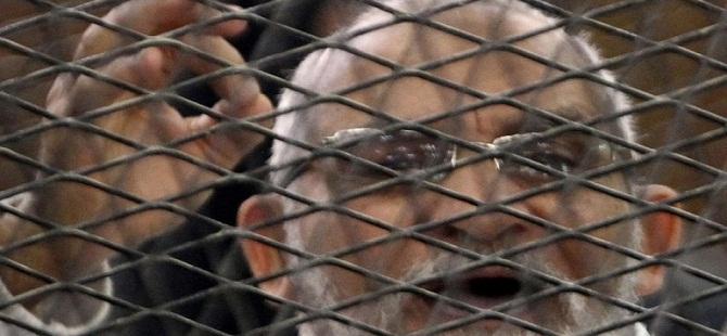 İhvan Rehberlik Konseyi Başkanı Bedii'ye müebbet hapis cezası